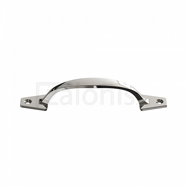 HANDLE WITH EXTERNAL SCREWS 130 / CHROME